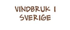 Vindbruk i Sverige